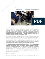 Revista Cambio Matoneo en Las Aulas