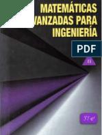 Matematicas Avanzadas Para Ingeniería - Vol 2 - Kreyszig - En Español