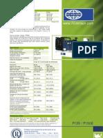 Grupo Electrogeno P135