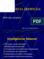 Inteligencia Artificial 2006