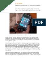Phân biệt iPhone 3G cua apple hay trung quốc