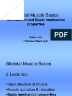 Muscle Contraction 09