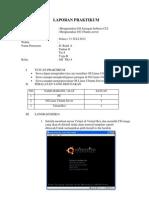 Laporan Praktikum Ubuntu