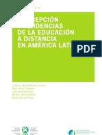 Concepcion y Tendencias de La EAD en America Latina