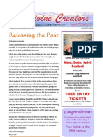 Divine Creators Newsletter August 2012