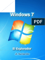 El Explorador de Windows 7