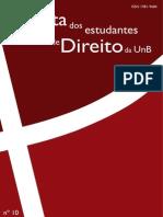 Revista dos Estudantes de Direito da UnB
