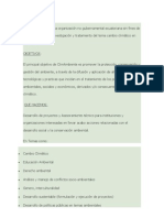 Lineas de Accion-cambio Climatico Ecuador