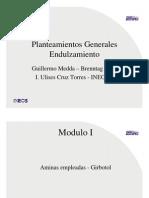 Planteamientos generales endulzamiento-Guillermo Medda – Brenntag Argentina