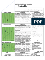 U10 - Goalkeeping (Footwork & Diving)