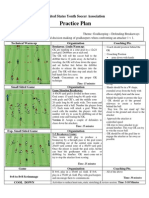 U12 - Goalkeeping - 1 v 1