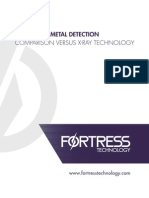 Fortress Xray VS MD