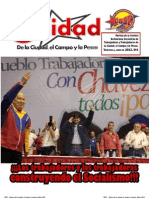 Unidad. Revista de la CBST de Venezuela