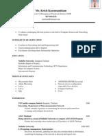 4 Resume