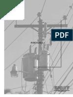 Estandares Para La Construccion de Lineas Aereas de Distribucion de Energia Electrica I