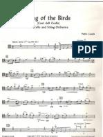 73472993 Casals P Song of Birds Cello and Piano
