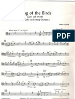 73472993 Casals P Song of Birds Cello and Piano