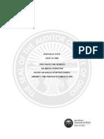 Petro Audit - The Marsh Foundation 98-Van Wert