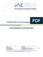 SAP BPC NW 10.0 Equity Based Consolidation Step by Step Guide