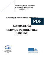 Service Petrol Fuel Systems