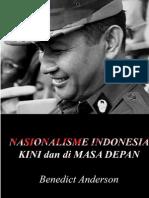 Benedict Anderson - Nasionalisme Indonesia Kini Dan Di Masa Depan