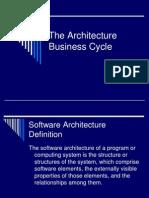 UNIT 1.1 ArchBusCycle
