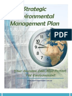 Benefits From A Good Environmental Management Plan