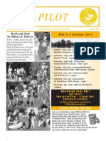 The Pilot -- August 2012 Issue