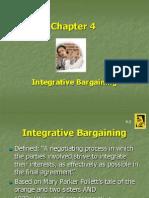 Chapter 4 Integrative Bargaining