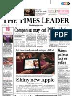 Times Leader 08-09-2012