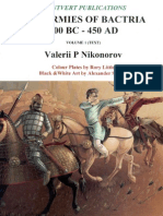 Montvert - The Armies of Bactria 700 BC - 450 AD Vol 1