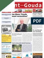 De Krant Van Gouda, 9 Augustus 2012
