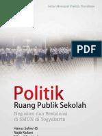Politik Ruang Publik Sekolah