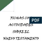 Fichas nuevo Testamento