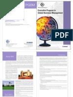 Iimc Epgbm Brochure