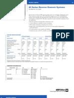 40 Series Ro Data Sheet