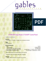 g7300-03r Tcas - Iff Control Panel