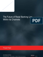The Future of Retail Banking Lies Within its Channels