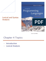 Lecture 3 - LexicalAnalysis
