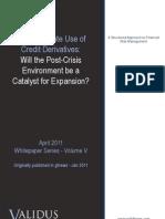 Credit Derivatives White Paper