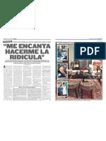 Jueza Patricia Lopez Vergara 1, nota en Semanario Democracia, número 59, 3 de julio de 2012