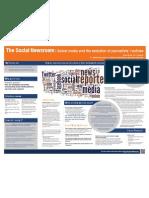 The Social Newsroom poster