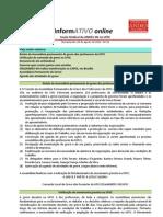 Informativo Online n° 28