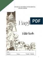 APOSTILA DE INGLÊS - 5ª SÉRIE
