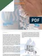 Strategic Agenda Water Supply