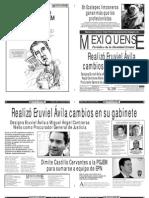 Versión impresa del periódico El mexiquense 9 agosto 2012