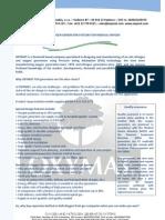 Oxymat Medical Application Flier