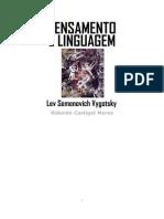 Vigotsky - Pensamento e Linguagem