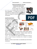 Conceptos de Hardware y Software