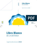 Libro Blanco de La Defensa 2010